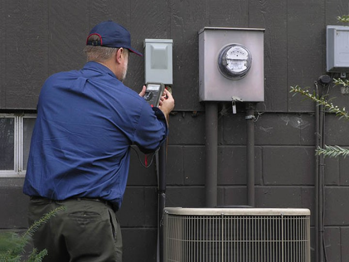 What are the Gas heat pump repairs?