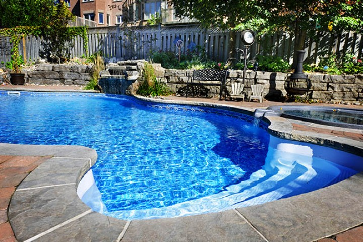 Great pool landscaping ideas