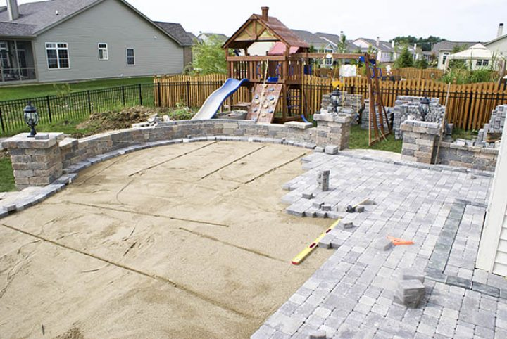 A few Advantages of custom landscaping