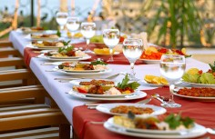 Tips On Food And Beverage For An Outdoor Party