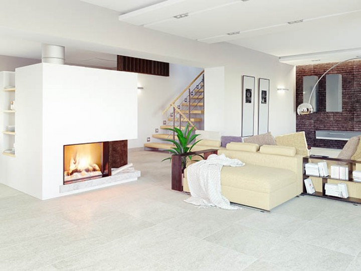 Effective maintenance of gas fireplace inserts
