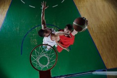 5 tips to become good basketball player