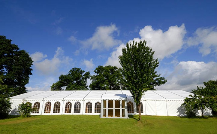 Corporate tent rentals are the best for outdoor business parties