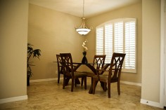 Steps to Window Shutters care and maintenance