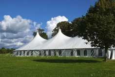 Renting a tent for your party